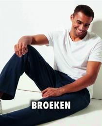 Fleece broek