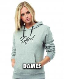 Fleece trui dames