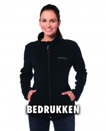 Fleece vest bedrukken
