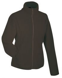 James & Nicholson Microfleece Jacket Dames