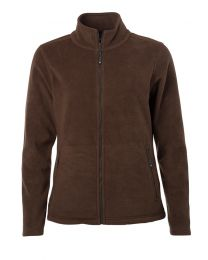 James & Nicholson Fleece Jacket Dames