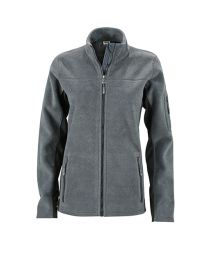 James & Nicholson Workwear Fleece Jacket Dames