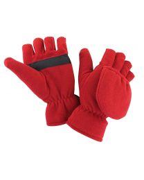 Fleece Handschoenen Result Palmgrip Uni