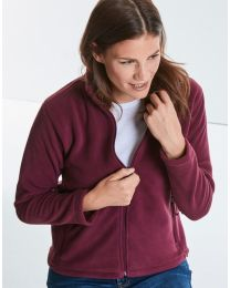 Russel Full Zip Outdoor Fleece Dames