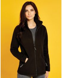 Grizzly Regular Fit Full Zip Fleece Dames
