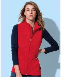 Stedman fleece vest Dames