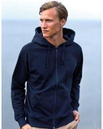 Heren, zip hoodie.